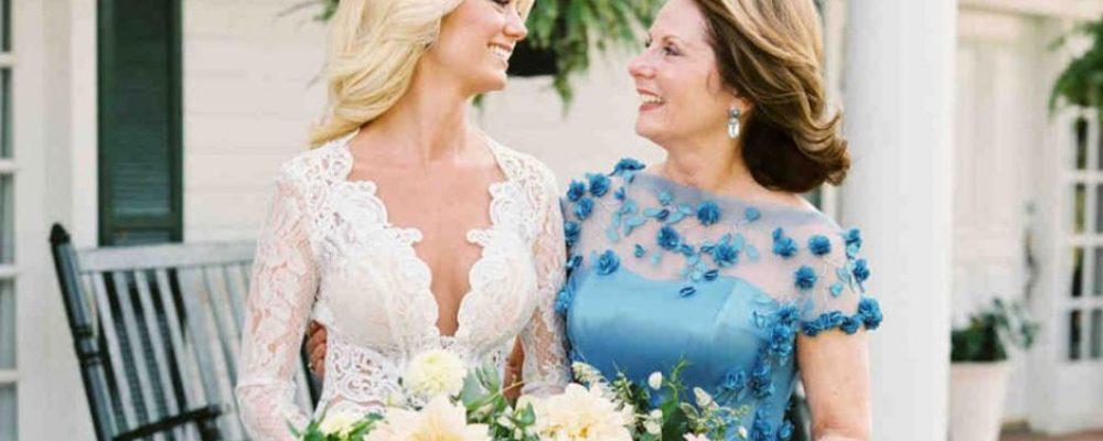 Bodas Navidad: Vestidos para la mamá del novio y la novia
