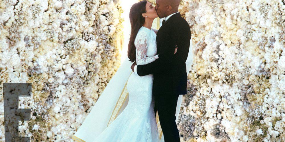 Boda de Kim Kardashian y Kanye West