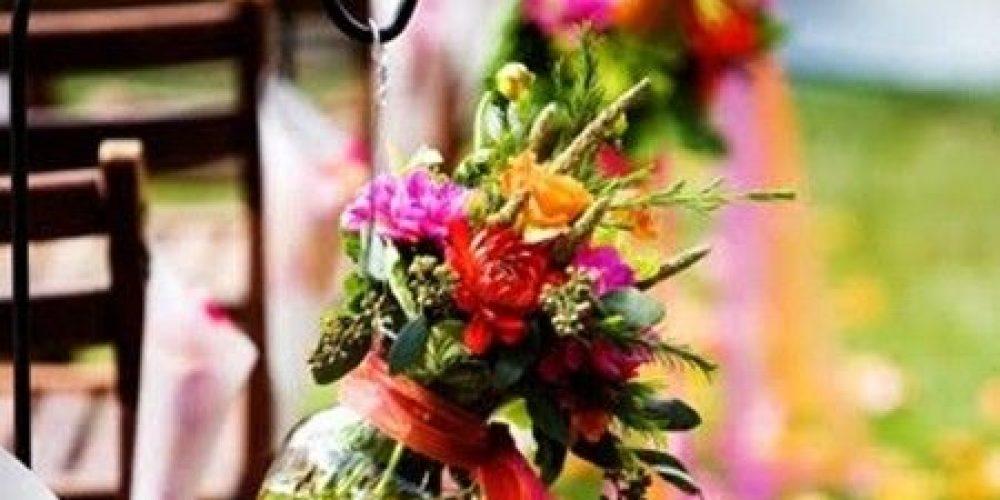 Cómo decorar una boda en Primavera