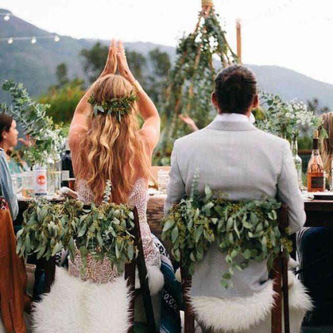 Como hacer una boda Bohemia o Boho