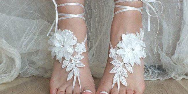 Barefoot Sandals: sandalias para bodas en la playa