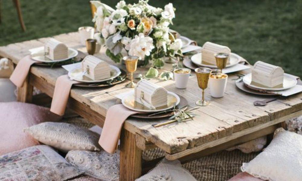 ideas boda chic