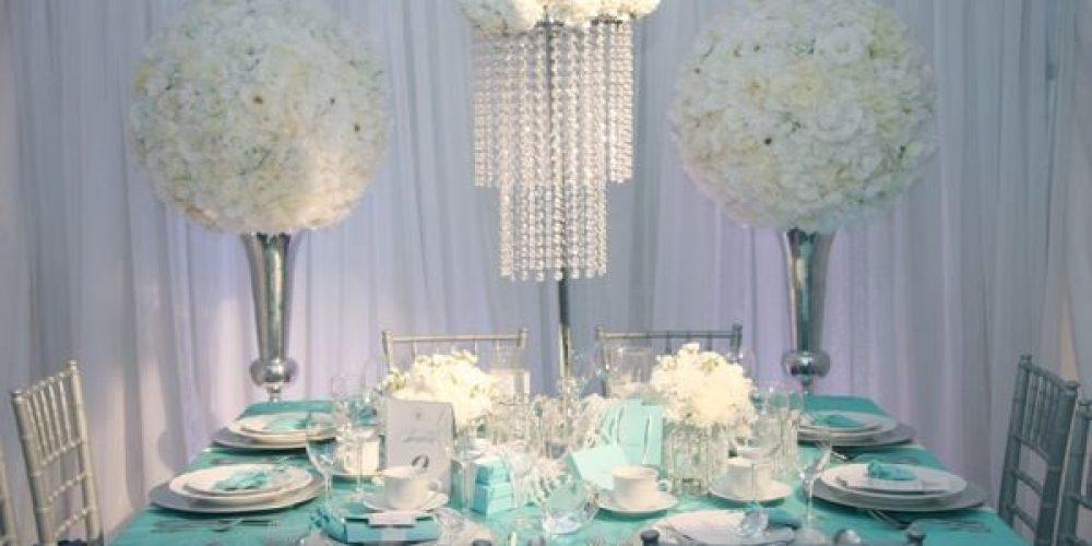 Una Boda Tiffany Blue