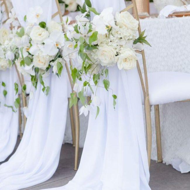 Cómo elegir los colores para decorar tu boda