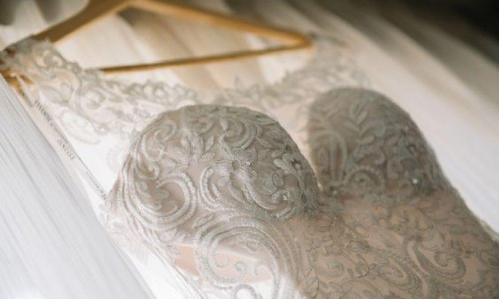 Tips para preservar el traje de novia