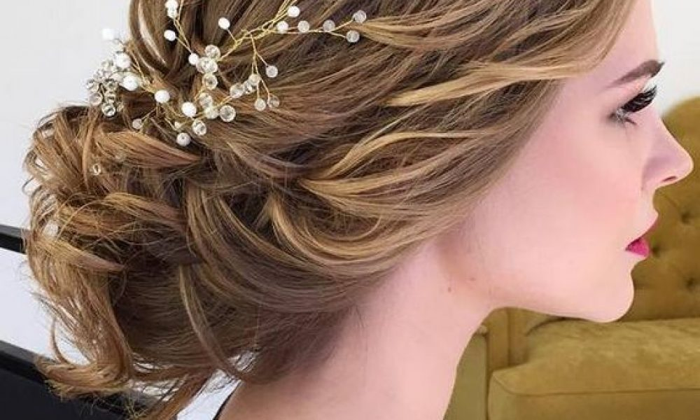 Peinados para las damas de honor