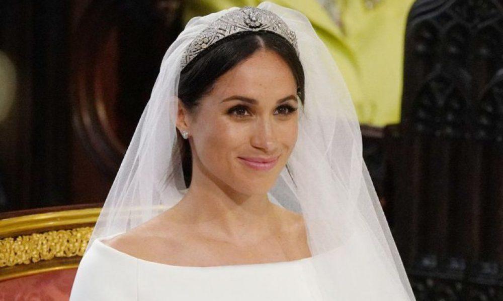 El vestido de novia de Meghan Merkle en la boda real