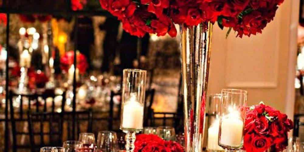 Bodas de Rojo en el mes del Amor