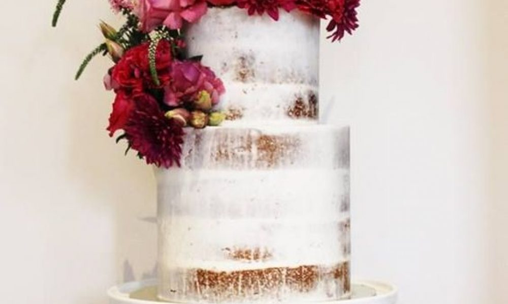 que son los naked cakes